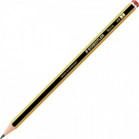 Crayon et porte mine :  Crayon graphites Noris STAEDTLER 5 graduations au choix