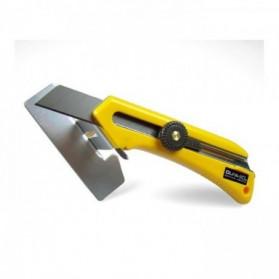 decoupe  :  Cutter OLFA H-1 Robuste avec prise caoutchouc