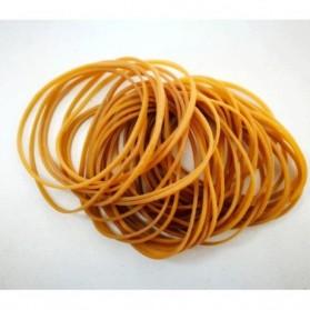 assemblages  :  Lot de 10 Boites d'élastiques de 50g (120x3) mm