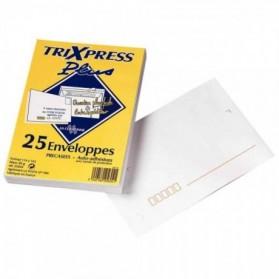 ENVELOPPE   BLANCHE : TRIXPRESS