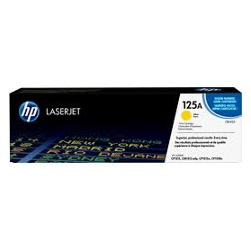 toner hp 125A CB541A YELLOW