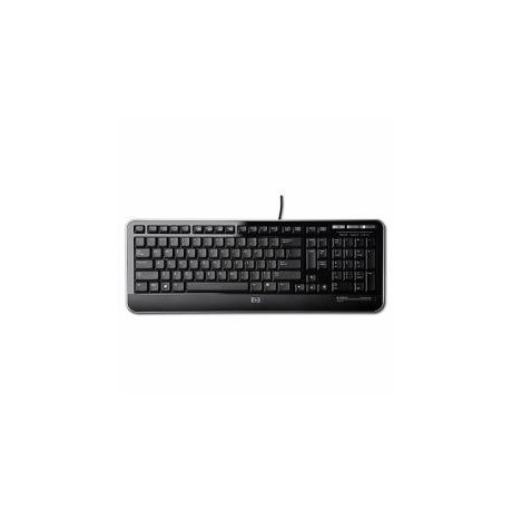 "HP USB Keyboard ""Français/Arab"