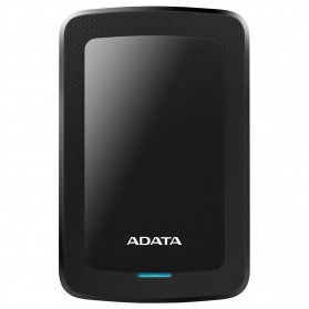 ADATA Disque Dur Externe HV300 1 to USB3.1, Noir