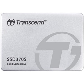 "Transcend 256 Go SATA III 6Gb/s SSD370S 2.5"" Solid State Drive TS256GSSD370S"